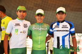 Tres triunfos en primera salida del Team 'Boyacá es para Vivirla'