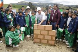 Municipios de Tundama recibieron el Tour de los Resultados