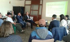 Secretaría de Fomento Agropecuario y Cadena Productiva aumentarán producción de Uchuva