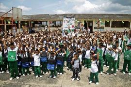 'Útiles Para Crear' también educa en medio ambiente