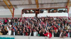 Gran celebración del Día de la Acción Comunal en las provincias de Centro y Ricaurte Bajo