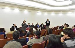 Gobernación - UPTC - socializaron resultados del perfil de la demanda turística en Boyacá