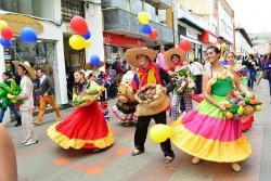 Se abrió el telón del Festival Internacional de la Cultura 2014