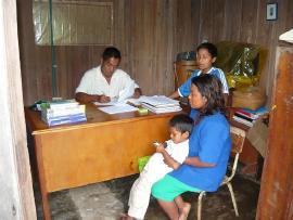 Indígenas de la comunidad U´wa serán técnicos en Salud Pública