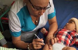 Tercera Jornada Nacional de Vacunación y segunda de Salud Oral