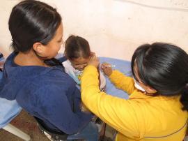 Con éxito finalizó jornada de vacunación en Boyacá
