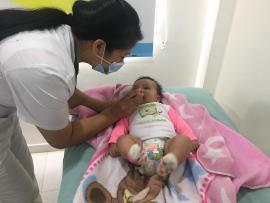 Boyacá cumple con coberturas útiles de vacunación