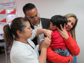Sábado 30 de julio ¡Prepárese para las vacunas!