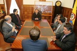 Adelantan acciones para mejorar la educación superior para el Valle de Tenza