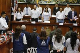 Gobernación comprometida con víctimas del conflicto
