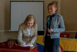 Asegurados recursos para beneficiar a víctimas del conflicto  armado en el departamento