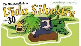 Campaña de donación de materiales para conmemorar Día Nacional de la Vida Silvestre