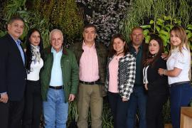 El Comité Olímpico Colombiano realizó visita técnica en Boyacá