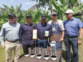 El café de Sutatenza y Moniquirá, y productos a base de panela buscan llegar a Estados Unidos