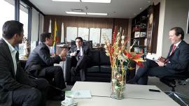 Ministro atendió solicitud y luces del Puente de Boyacá serán encendidas