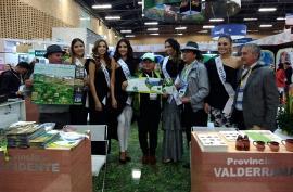 Stand de 'Boyacá es para Vivirla', uno de los más visitados en ANATO 2018