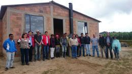 Comienza entrega de vivienda nueva por parte del Contrato Plan