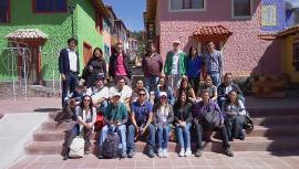 Periodistas de los medios de comunicación nacionales vivieron la experiencia de recorrer Boyacá