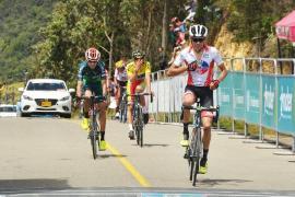 Wildy Sandoval, segundo en penúltima etapa de la Vuelta de la Juventud