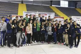 Boyacá campeón de la X Copa Internacional de Taekwondo 'Ciudad de Bogotá'