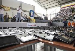 Gobierno departamental dotará de tabletas a los personeros de Boyacá