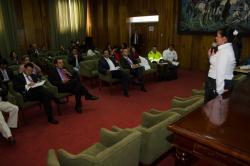 Administración departamental continúa trabajando por las víctimas del conflicto armado
