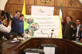 """Se fortalece """"Alianza TIC"""" entre la Gobernación de Boyacá y Fundación Telefónica Movistar"""