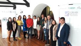 Gobierno de Boyacá fortalece procesos de internacionalización empresarial