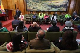 Se presentaron positivos resultados en Consejo Departamental de Política Social