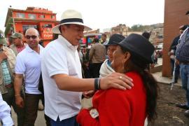 Con alianzas productivas Gobierno Carlos Amaya le cumple al campo boyacense