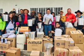 Gobierno Carlos Amaya le cumple al sector productivo de Caldas