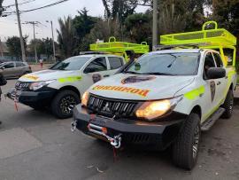 Municipios de Boyacá reciben vehículos equipados para enfrentar emergencias