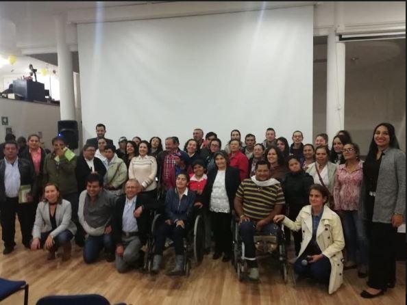 Elegidos representantes al Comité de Discapacidad de la Provincia de Centro