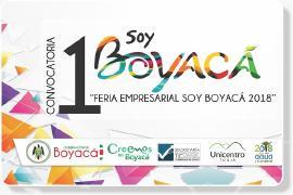 Convocatoria N°1 Feria Empresarial Soy Boyacá