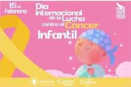 El 15 de febrero se conmemora el Día Internacional de la Lucha contra el Cáncer Infantil