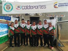 Selección Boyacá de Tejo logró dos cupos para Juegos Nacionales 2019