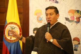 """""""La licorera vuelve a ser de los boyacenses"""", Carlos Amaya"""
