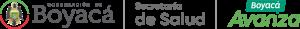 Secretaría de Salud Gobernación de Boyacá Logo