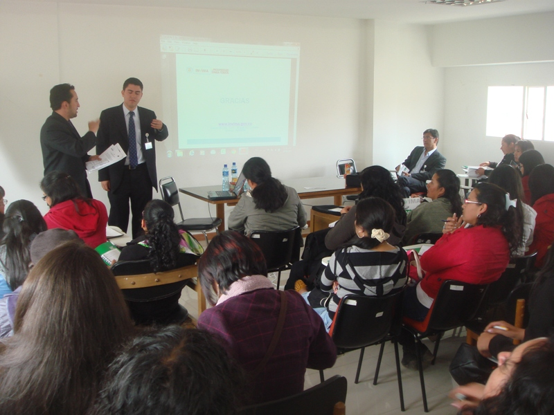 Seminario INVIMA en la ciudad de Tunja