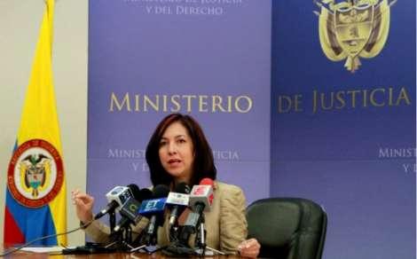Fuente Ministerio de Justicia y del Derecho
