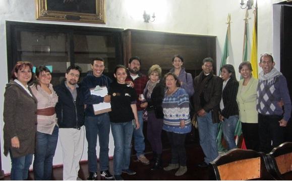 Foto: Secretaría de Cultura Gobernación de Boyacá
