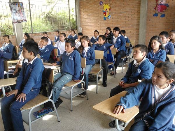 Foto: Secretaría de Educación de Boyacá