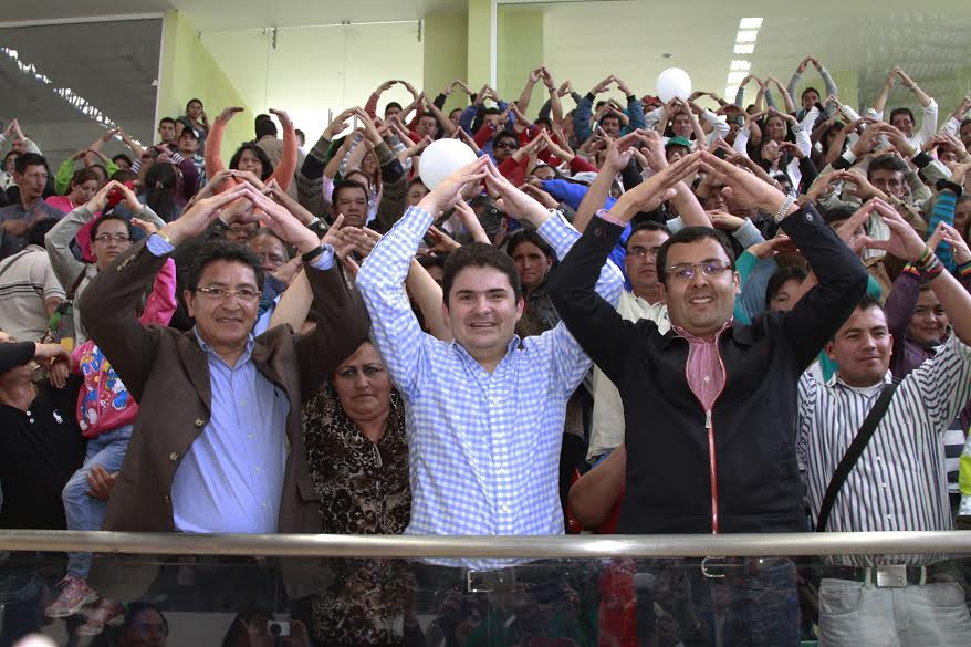 Foto: Darlin Bejarano - Alcaldía de Tunja