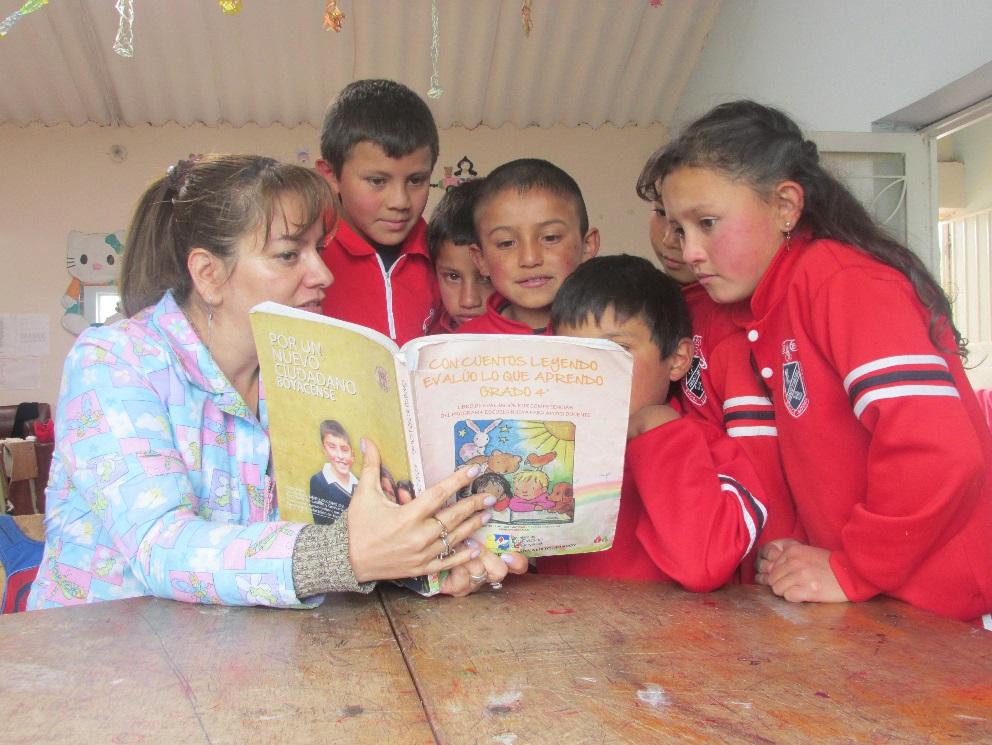 Foto: Secretaría de Educación Gobernación de Boyacá