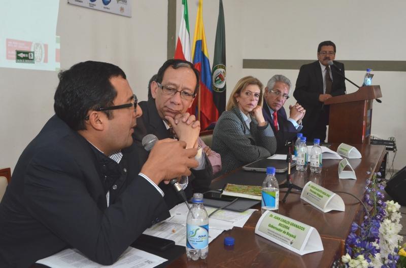 Foto: Diego Peña - Gobernador de Boyacá gestionó ante la Procuraduría el pago de las deudas de las EPS con los hospitales