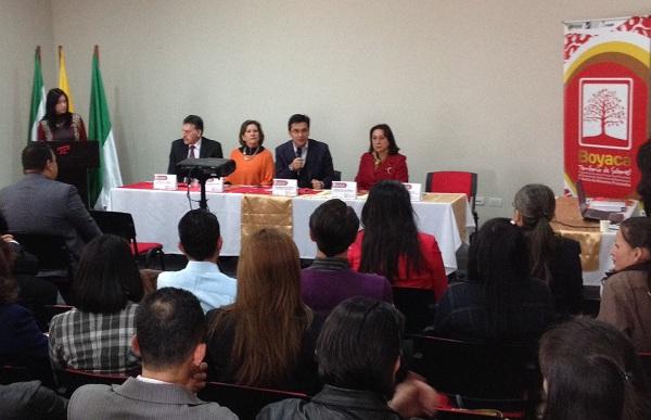 Foto: secretaría de Productividad TIC y Gestión del Conocimiento de Boyacá