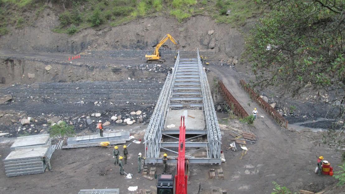Foto: Secretaría de Infraestructura Pública - Gobernación