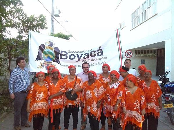 Foto: Secretaría de Desarrollo Humano de Boyacá