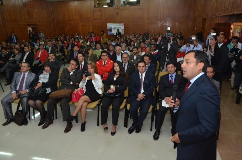 Foto: Diego peña (OPGB) - Rendición 2013