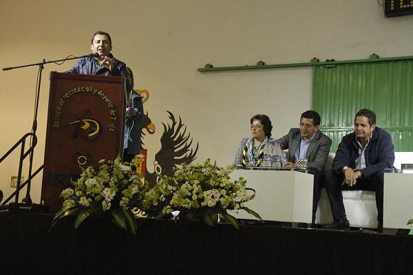 Foto: Darlin Bejarano -Alcaldía de Tunja-